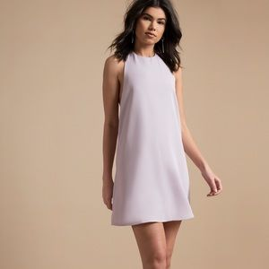 TOBI Revelry Halter Shift Dress